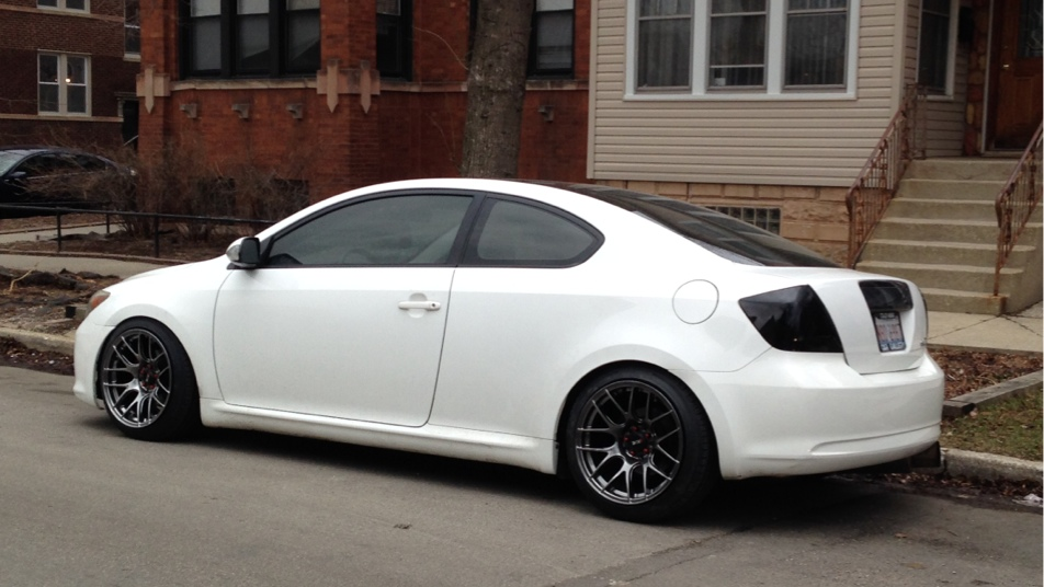 how to make 2006 scion tc faster