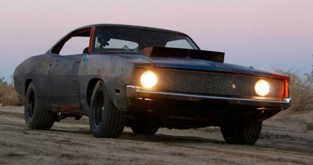 1968 Dodge Charger The General Mayhem