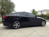 2008 Lexus IS350