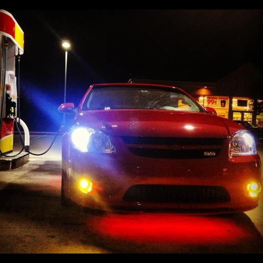 2009 Chevrolet Cobalt SS - Cobalt SS
