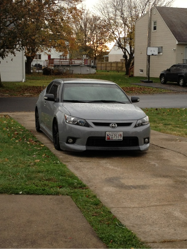 Scion Tc Mods >> 2011 Scion tC - Baddaygrey