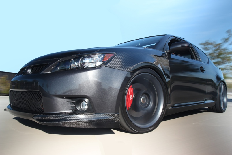 2011 Scion tC - MACtC2
