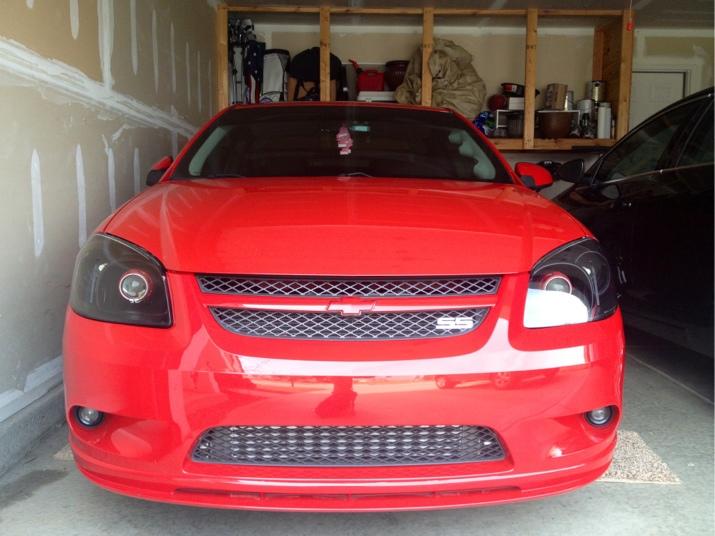 2009 Chevrolet Cobalt Ss Cobalt Ss