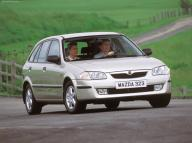 View this image of a 2000                                Mazda 323