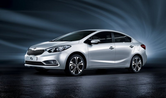 2014 Kia Forte/Cerato Official Pictures Released