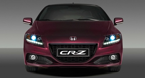2013 Honda CR-Z Revealed, Promises More Powah