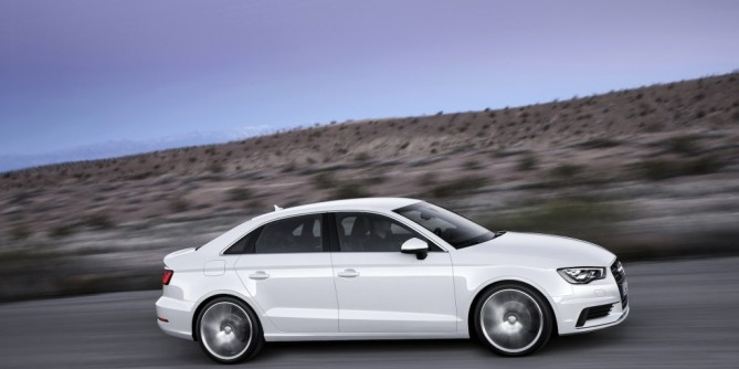 Audi Expects A3 Sedan To Be Strong Seller