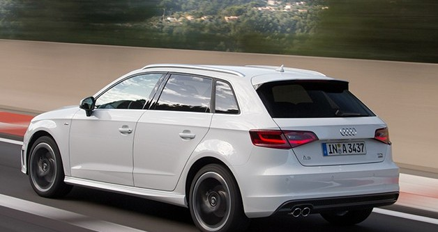 Audi A3-based people mover in the works