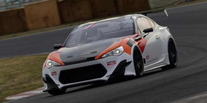 Toyota GT 86 TRD Griffon Heading To Goodwood