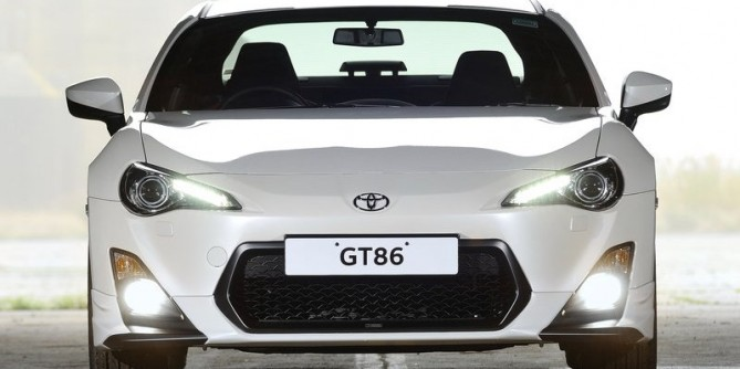 Is Toyota GT86 Finally Getting More Power?
